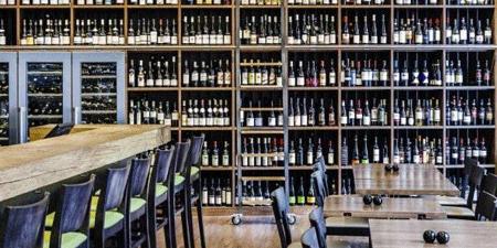 Vinograf, le bar à vin de Prague à tester, un des meilleurs bars de Prague
