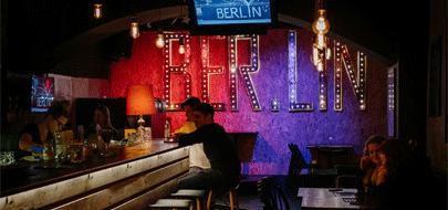 Ber.lin un des meilleurs bars de Prague à tester si l'on aime le karaoké