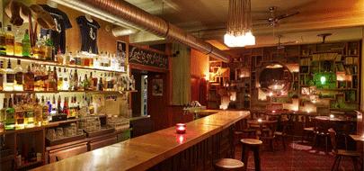 Bukowski Bar, le meilleur bar de Prague