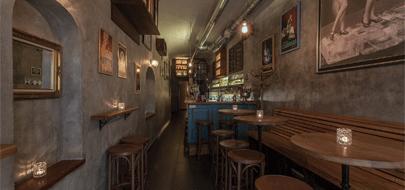 Cash Only Bar, un des meilleurs bars de Prague se trouvant dans le centre ville